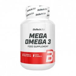 BioTech Mega Omega 90 softgels