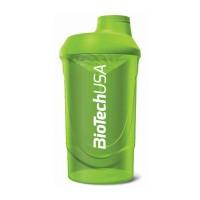 BioTech Wave shaker 600 ml (green)
