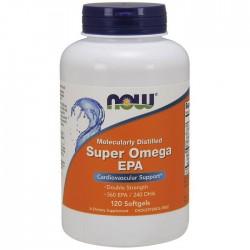 NOW Super Omega-EPA 120 softgels