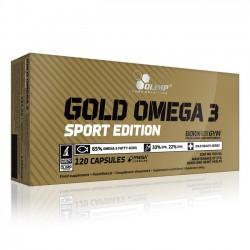 Olimp Gold Omega-3 Sport Edition 120 caps