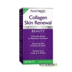 Natrol Collagen Skin Renewal 120 caps