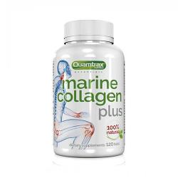 Quamtrax Marine Collagen Plus 120 таб